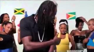 MAVADO - CARIBBEAN GIRLS (OFFICIAL MUSIC VIDEO) NOVEMBER 2012