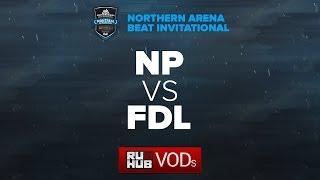 NP vs FDL, game 2