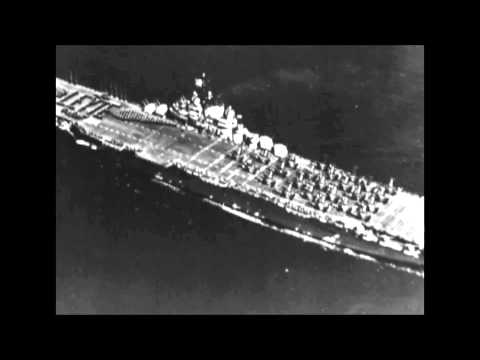 "USNM Interview of William Crawford ""USS Leyte CV 32"""