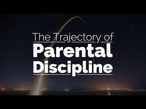 The Trajectory of Parental Discipline