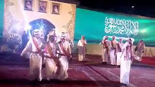 احتفال السفارة السعودية بالقاهرة بعيد الوطني السابع والثمانين للمملكة العربية السعودية