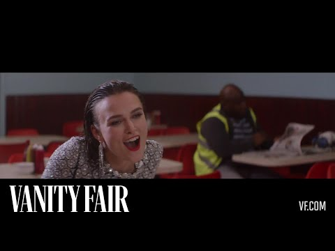 Keira Knightley Gets Hot and Heavy in Ep3