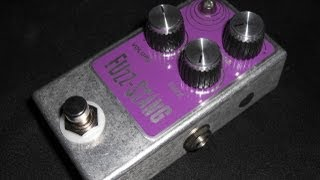 Wright Sounds - Fuzz-Stang