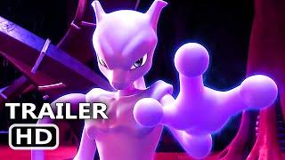 POKEMON MEWTWO STRIKES BACK Trailer (2020) Netflix Animation Movie by Inspiring Cinema
