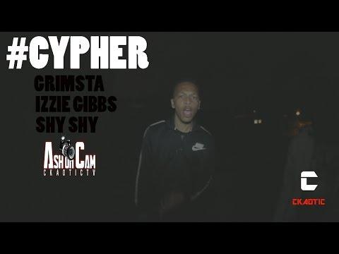 GRIMSTA, IZZIE GIBBS & SHYSHY   CYPHER @AshOnCam @grimsta_music @ShyShyonline @izziegibbs