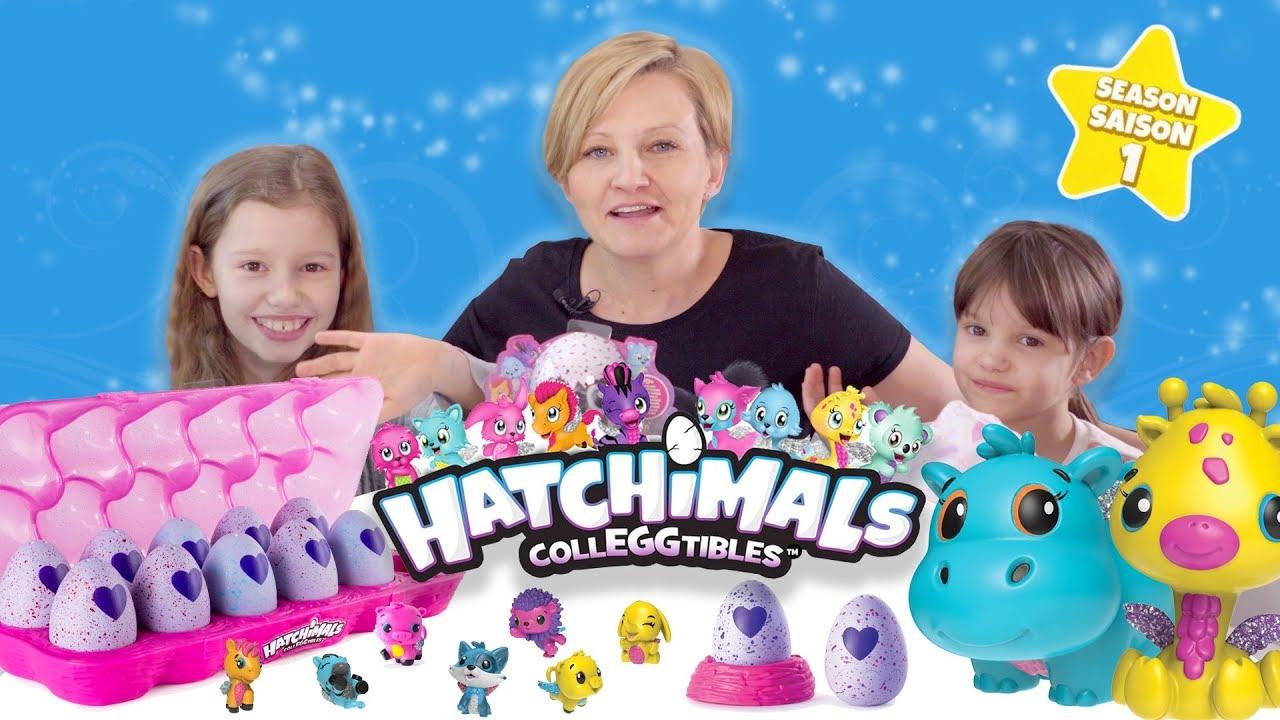Hatchimals CollEGGtibles, Spin Master