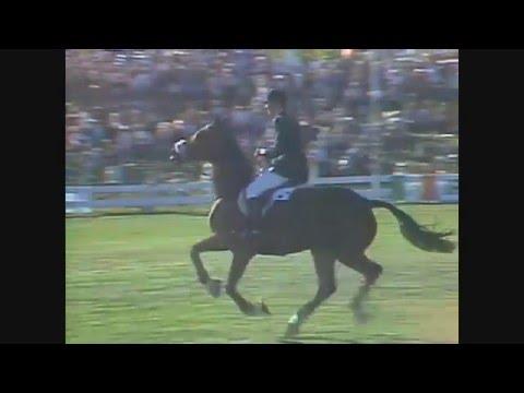 Spruce Meadows Moment - Eddie Macken & Carroll