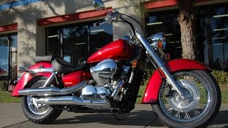8. 2015 Honda Shadow Aero