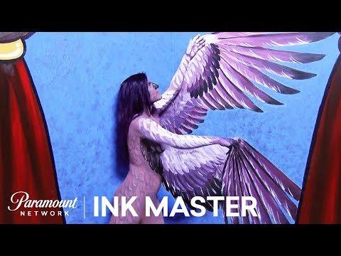 'Nude & Hued' Flash Challenge Preview | Ink Master: Shop Wars (Season 9)