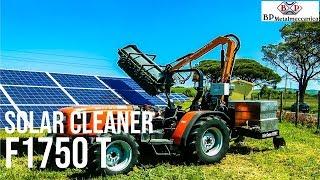 Fossato Di Vico Italy  city photos : Macchina Pulizia - Lavaggio Pannelli Fotovoltaici SOLAR CLEANER F1750 T