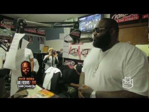 Rick Ross God Forgives, I Don't Vlog Pt. 4