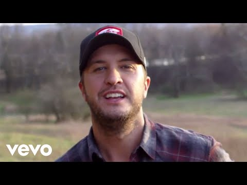 Luke Bryan Huntin' Fishin' Lovin' Everyday Video featuring his family and friends.