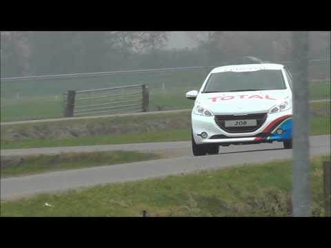 Compilatie 208 R5 Rally Car Visser Automotive