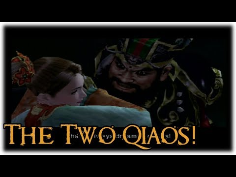 Dynasty Warriors 4 |  The Two Qiaos! (Blast From The Past!)