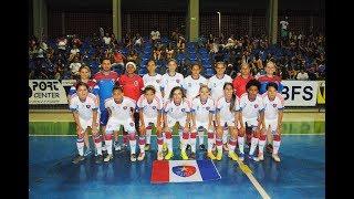 Reportagem do Jogo Estrela Real x Uirapuru/ Copa do Brasil de Futsal Feminino 2017