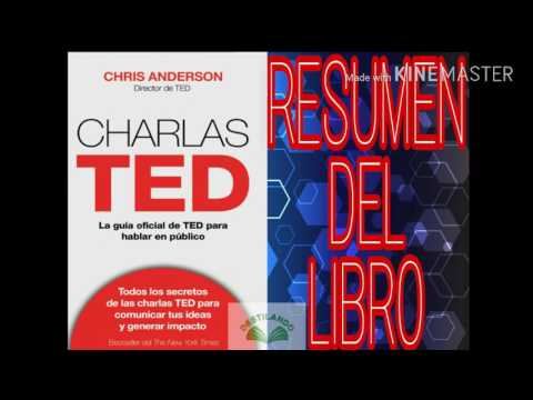 Cómo hablar en público | TED Talk | charlas TED | Resumen del Libro