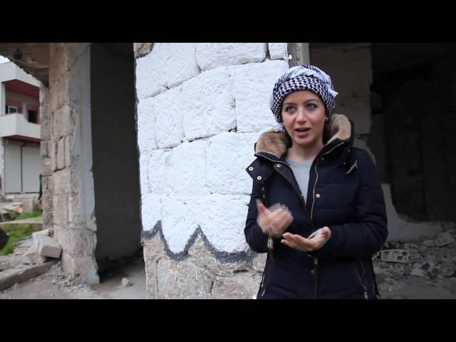 An Interview with Organizer Zeina Erhayem