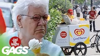 Mayonnaise Ice Cream Prank!