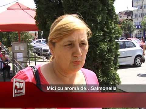 Mici cu aromă de…Salmonella