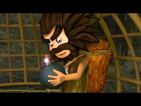 Oko Lele - Episode 25: The Trap 1 - CGI animated short