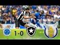 Cruzeiro 1 x 0 Botafogo