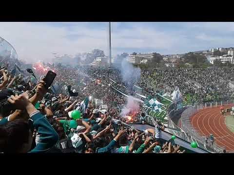 Salida Los Panzers Clasico Porteño 2017 - Los Panzers - Santiago Wanderers