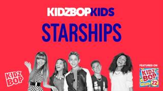 Video KIDZ BOP Kids - Starships (KIDZ BOP 22) MP3, 3GP, MP4, WEBM, AVI, FLV Desember 2018