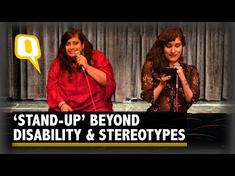 Hear These Funny, Differently-Abled Women Joke About Uncles & Sex | The Quint