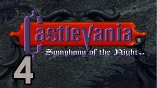 Juguemos Castlevania SOTN - Parte 4 - Me convierto en lobo