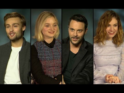 What happens if Lily James & Douglas Booth ate brains?