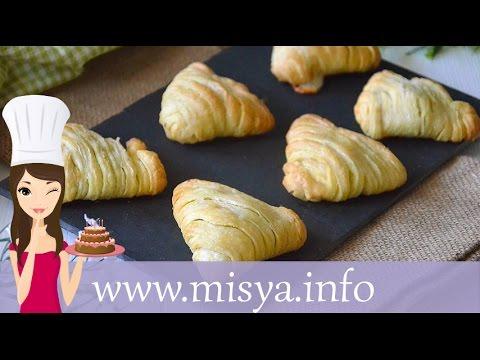 sfogliatelle salsiccia e friarielli - ricetta