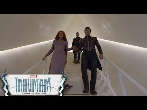 Marvel's Inhumans IMAX® Trailer