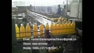 Juice Bottle Filling Machine