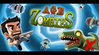 Age of Zombies - Kill zombies Parte 2
