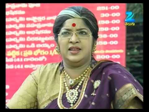 Mangamma Gari Manavaralu - Episode 292  - July 15, 2014 - Episode Recap