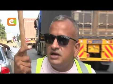 NTSA devices unusual means to punish errant motorists (видео)
