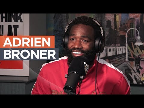 Adrien Broner On Fighting Floyd Mayweather, Taking L