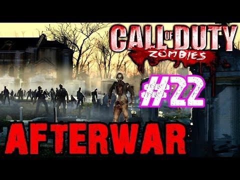 AN AMAZING NACHT DER UNTOTEN MODDED MAP!▐ Custom Zombies on Afterwar