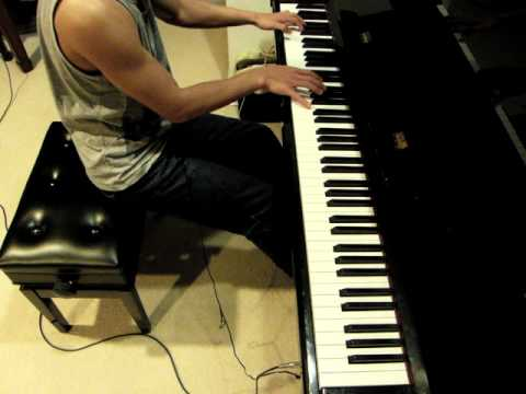 Flashing Lights - Kanye West Piano Cover