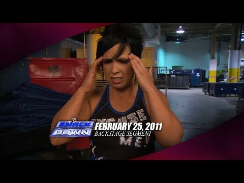 (SWWE): WWE SmackDown 02/25/11 - Vickie Guerrero Backstage Segment