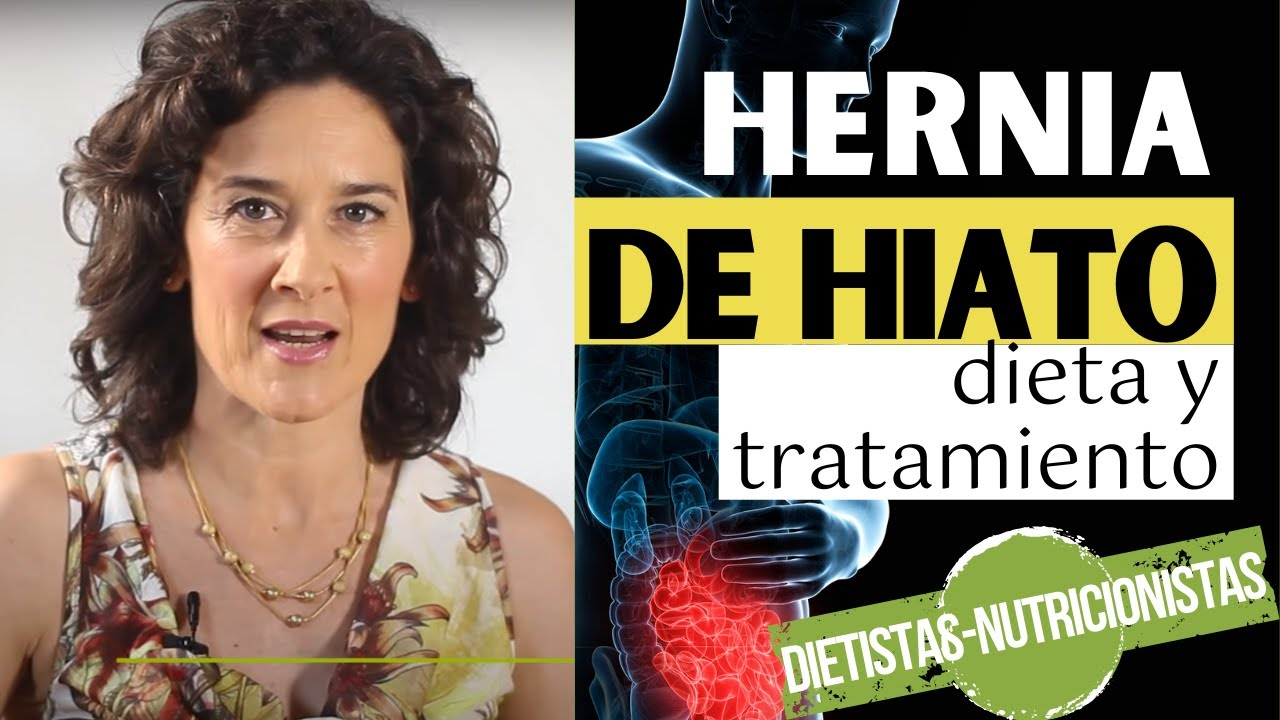vídeo sobre la hernia de hiato