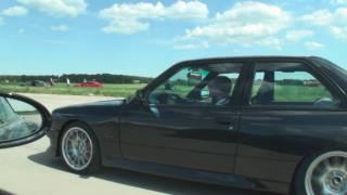 1080p: BMW M3 V10 vs Switzer SPI750 Porsche 911 Turbo TipTronic (997)