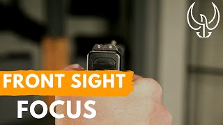 Video Front Sight Focus - How To Instantly Shoot Like a Navy SEAL MP3, 3GP, MP4, WEBM, AVI, FLV Mei 2019