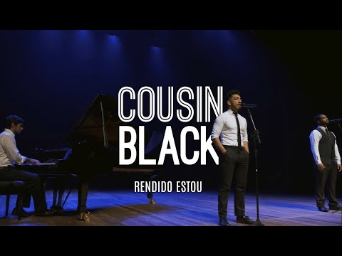 COUSIN BLACK - RENDIDO ESTOU (Cover) - Aline Barro
