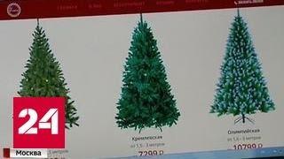 Мошенники делают деньги на новогодних елках