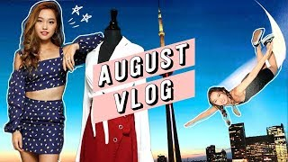 Download Lagu Jenn Goes To Toronto & Other Places Too!  | August Vlog Mp3