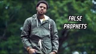 J.Cole - False Prophets [Lyrics]