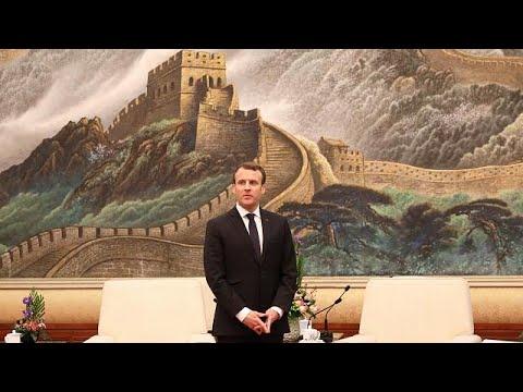 Μου φαίνονται…κινέζικα κύριε Μακρόν! – ΒΙΝΤΕΟ