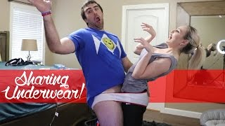 SHARING UNDERWEAR!! | Weird Things Online