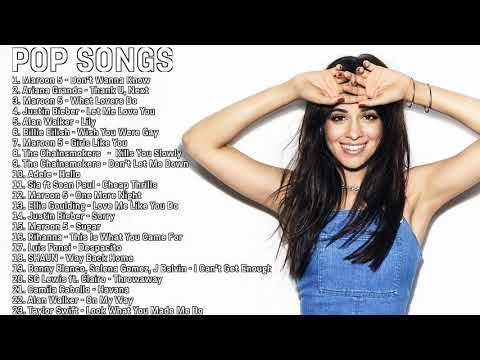 New Pop Songs Playlist 2019 ~New English Songs Playlist 2019 / TOP 40 Pop Hits Songs Of 2019 (Best